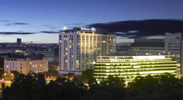 Hilton Vienna - 5 Sterne #Hotel - EUR 110 - #Hotels #Österreich #Wien #Landstraße http://www.justigo.de/hotels/austria/vienna/landstrasse/hilton-vienna_50206.html