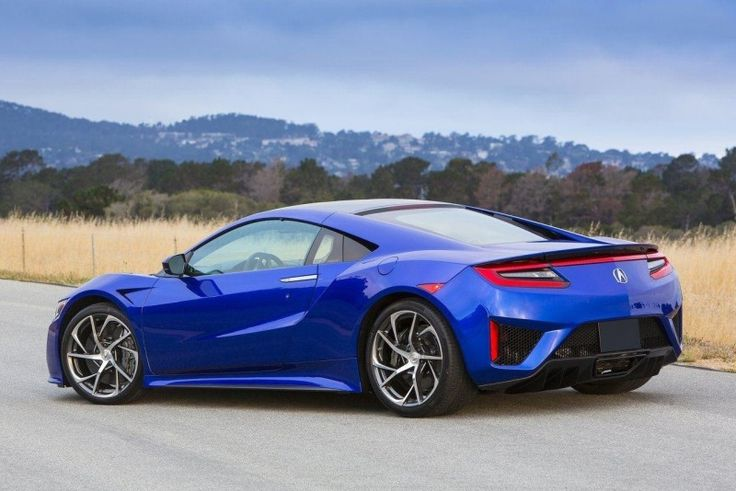 The 2017 Acura NSX Starts at $156k, and You Can Order One Beginning Feb. 25