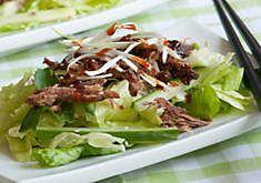 Recipe - Crispy Duck Salad - Duck - Dartagnan.com
