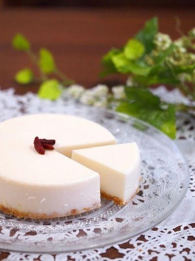豆乳レアチーズケーキ by ゆずママさん | レシピブログ - 料理ブログの ...