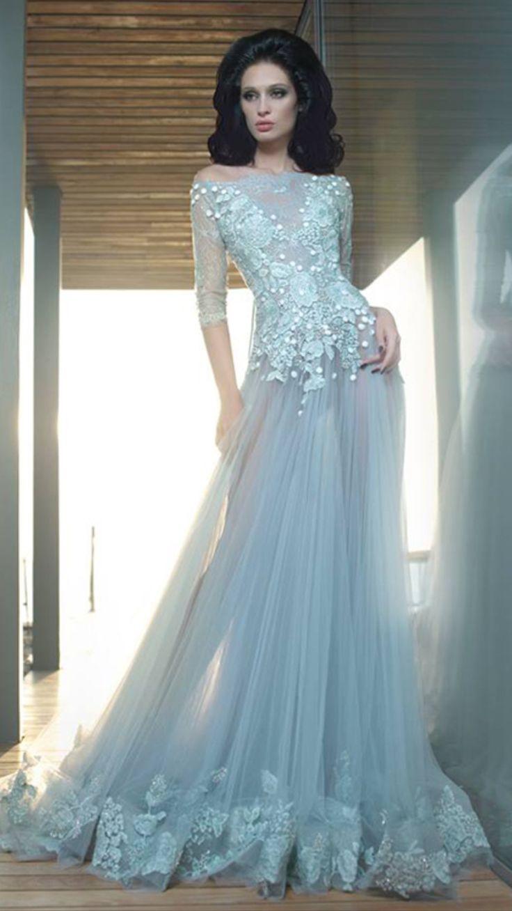 62 best Fashion - Charbel Karam images on Pinterest | Bridal dresses ...