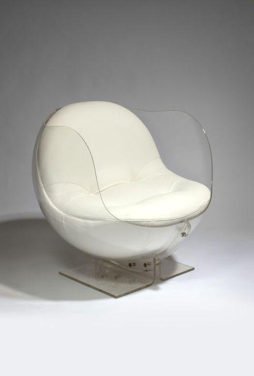 Retro-Future, Futuristic Furniture - Boris Tabakoff