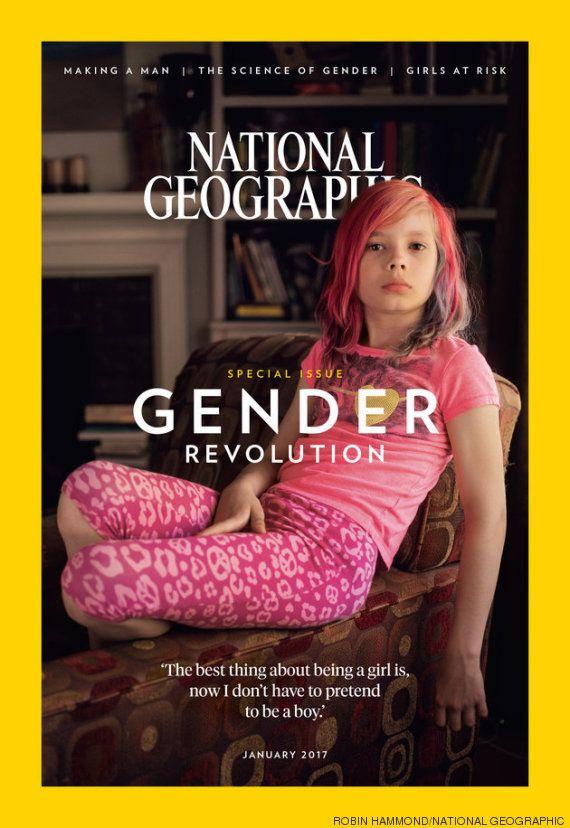 Il primo numero della rivista National Geographic del 2017 avrà in copertina un bambino transgender. Ma dopo la diffusione di questa notizia è scoppiata la polemica