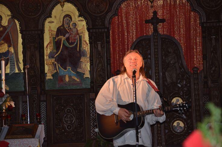 Stefan Hrusca in Concert la Windsor, Ontario, Canada - 12.23.2013