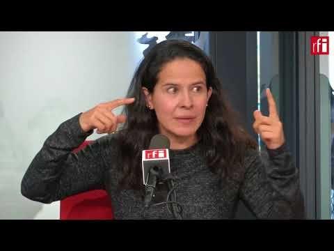El Canal de Jose Luis Sierra: La actriz mexicana Arcelia Ramírez con Jordi Batal...