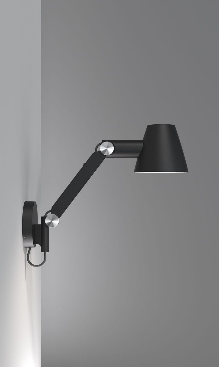 Bedroom wall lighting - Nordlux S Cult Adjustable Black Wall Light 78371003 Bedroom Headboard Light