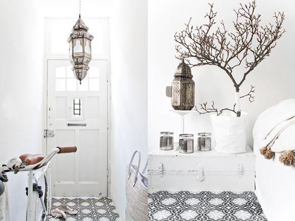 Marokkaanse en Portugese tegels