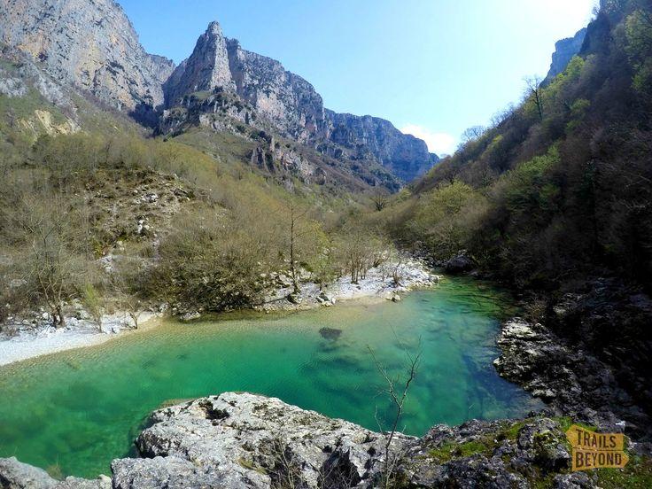 Vikos gorge, Greece
