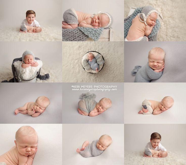 Scottsdale newborn baby photographer keri meyers shares adorable images from baby briggs newborn portrait session taken at her north phoenix studio