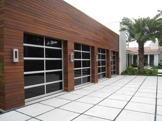 17 best walkways images on pinterest slate walkway for Garage door service orlando