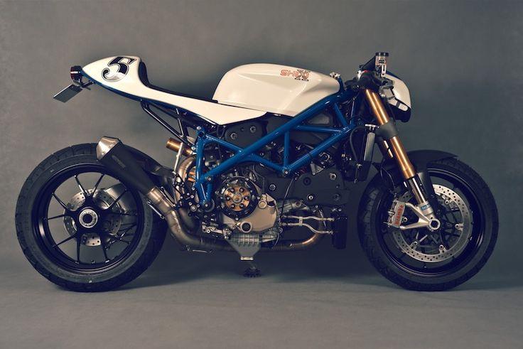 ducati monster custom Ducati 1098S Custom by shedX