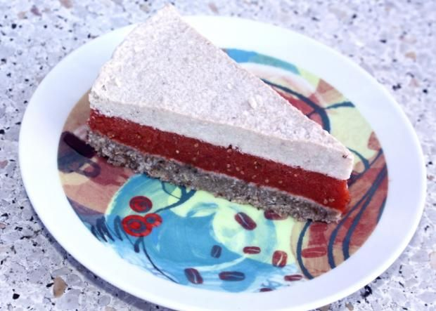 Nepečená torta s goji bez múky a cukru, recepty, Torty | Tortyodmamy.sk