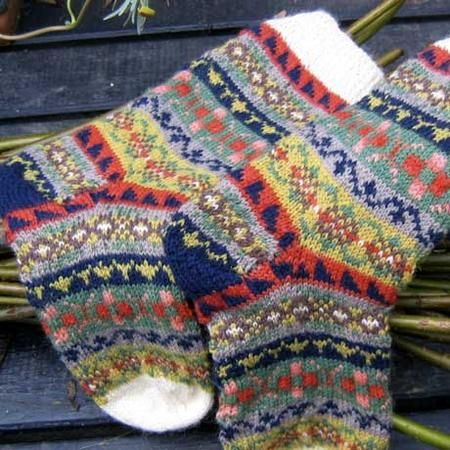 Wonder colour worker Kate Wallace does it again; http://www.renaissancedyeing.com/en/products/landgirl-socks/