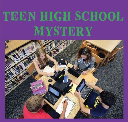 Teen Mystery Game kids birthday party game  by KidsMysteryGames
