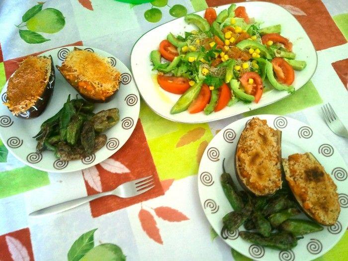 Comida Vegetariana y Vegana