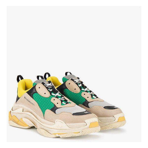 balenciaga colorful shoes