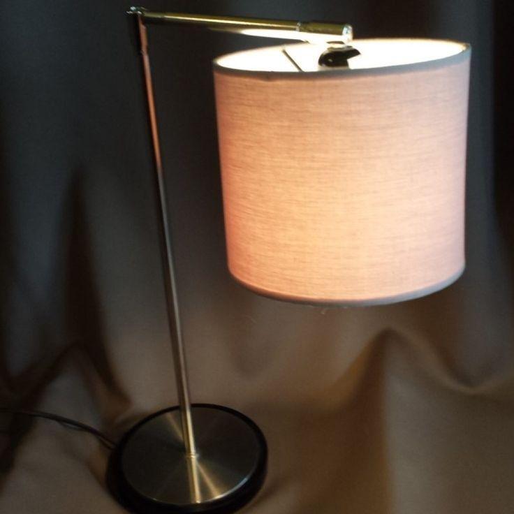 Upright Folding Desk Lamp
