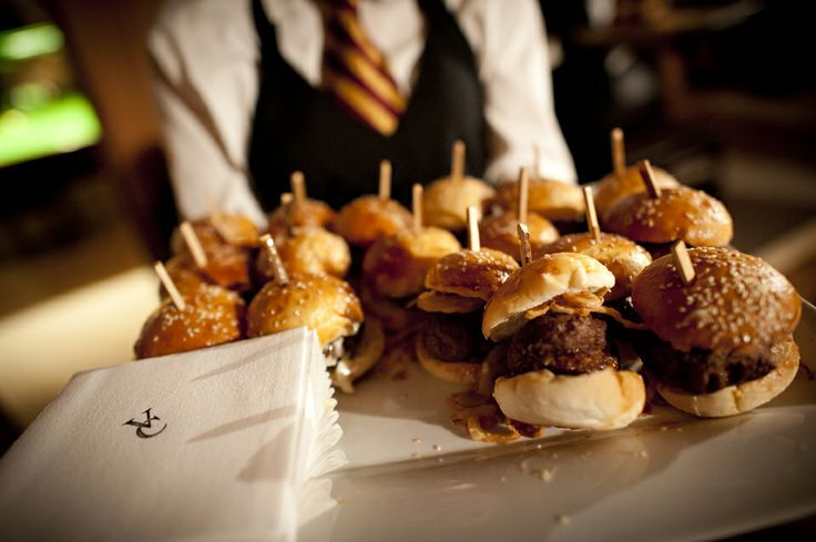 Beef Sliders. A Must.  Reagan + Chris I Wedding Planning by Alicia Keats | Photography by License to Still