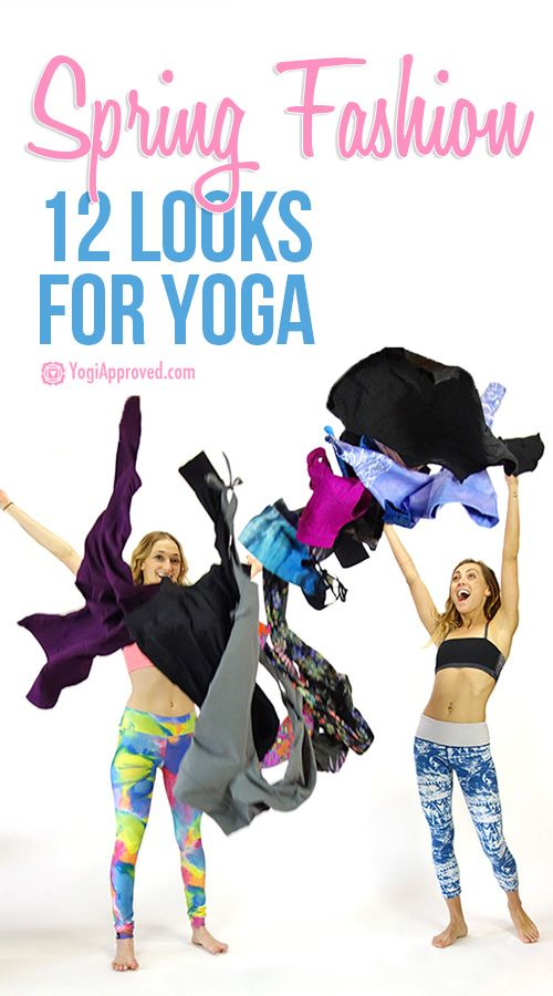 Spring Fashion for Yogis: 12 Brands You'll Love Wearing On and Off the Mat