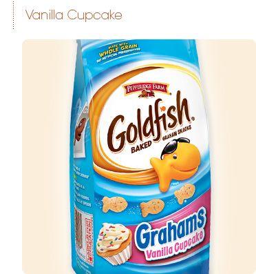 Vanilla Cupcake - Goldfish® Grahams