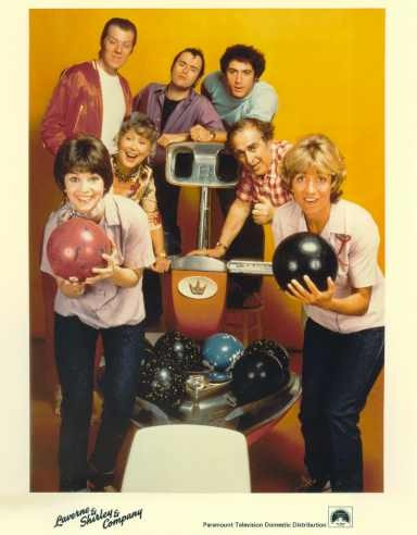 Okay.  Last pin.  But this has the whole cast, and I really, really liked this show!! ASW   Laverne and Shirley