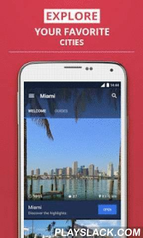 Miami Travel Guide  Android App - playslack.com ,  Discover the most beautiful places in the Miami with our tripwolf Guide – your travel guide with offline maps!+ 'Best New Apps 2015' in Google Play Store ++ Recommended by 'Die Welt', CHIP and 'Computerbild 2014' ++ Among CNN's Top 50 Travel Apps 2013 +Plan your trip to Miami and get 1 hour of unlimited access to all the information and features in your travel guide. » FREE TRAVEL GUIDE FOR 1 HOUR «For permanent access to all our premium…