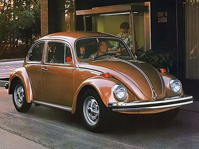 Volkswagen Käfer by Auto Clasico, via Flickr