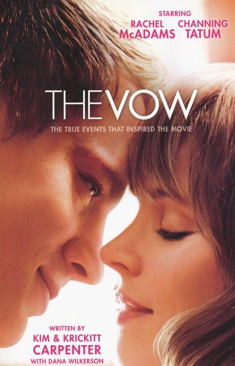 The Vow - Christian Movie/Film on DVD/Blu-ray. The Vow is based on the inspirational true story of a newlywed couple who is in a severe car accident. The accident leaves the wife in a coma and when she awakens, she cannot remember her husband. He is faced with the challenge of winning her heart all over again. http://www.christianfilmdatabase.com/review/the-vow/