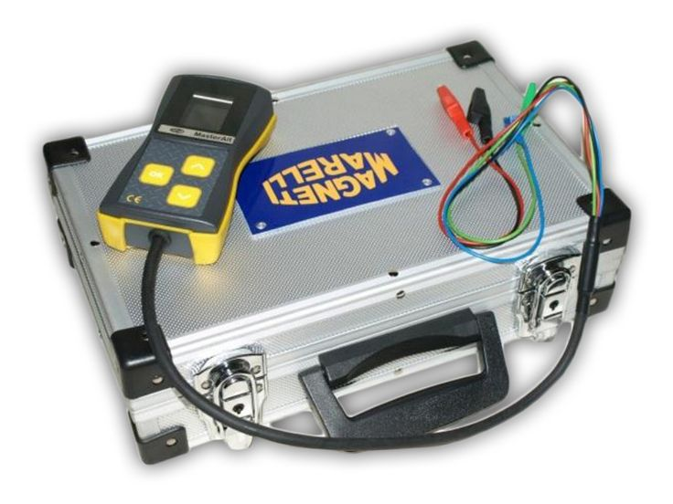 Voltage Regulator Tester : New workshop tool master alt device to test
