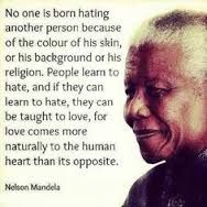 Quotes about racism - People should remember this.