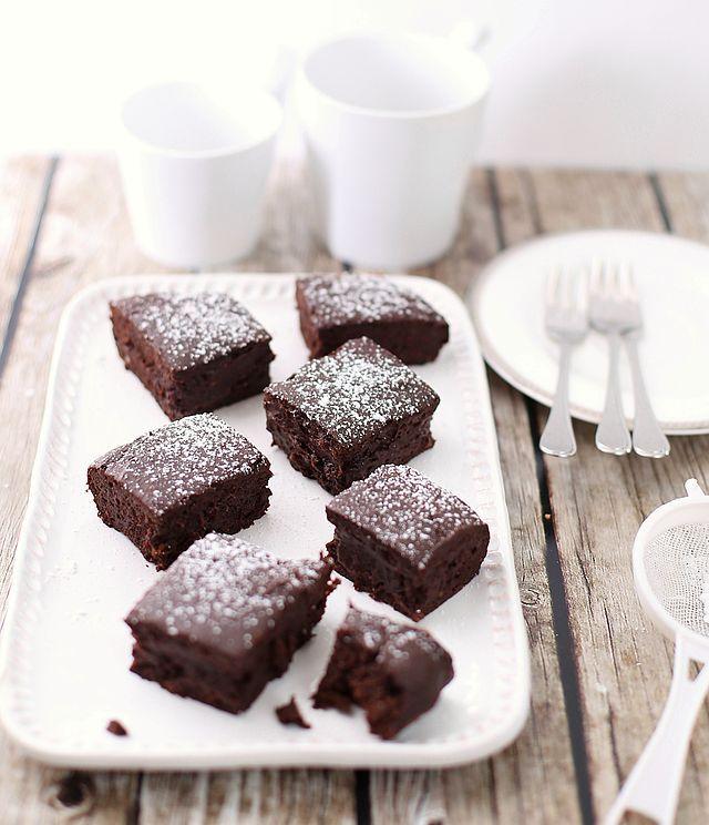 Saftige og sunne brownies | Trening, bodyfitness og fordommer | Bloglovin'