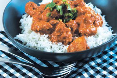 Light butter chicken recipe, Bite – Yoghurt ensures this version of butter chicken is a little lighter on our arteries; not that the kids care, they love it anyway. Recipe courtesy of Bill Granger from his book Easy, published by HarperCollins Publishers. – foodhub.co.nz