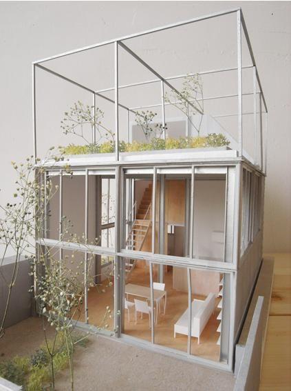 Fuminori Nousaku Architects - Steel House, Kunitachi