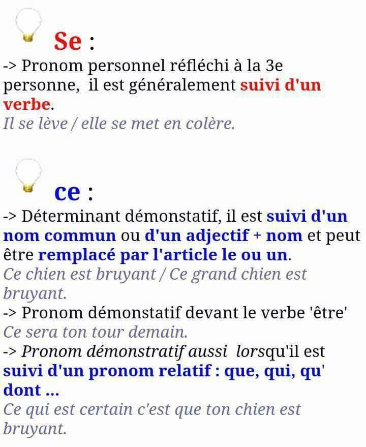 épinglé Par Nanou Sur Français Pronom Personnel Nom