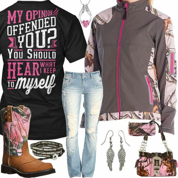 For the country girl in all of us ladies ;)