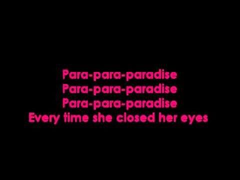 ▶ Coldplay - Paradise Lyrics - YouTube