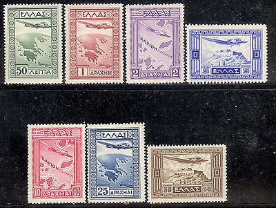 Greece 1933 Government Air Set Vl A15/A21 mint never hinged https://t.co/PnsA1tNYha https://t.co/xfARbAzMD6