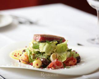 Салат «Нисуаз» по рецепту ресторана Discovery