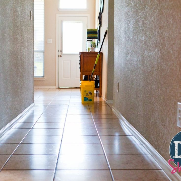 Sticky Tile Floors After Mopping