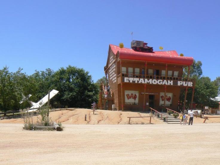Ettamogah Pub, in Albury, New South Wales, Australia