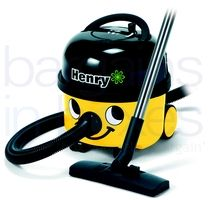 Henry Vacuum Cleaner in Yellow