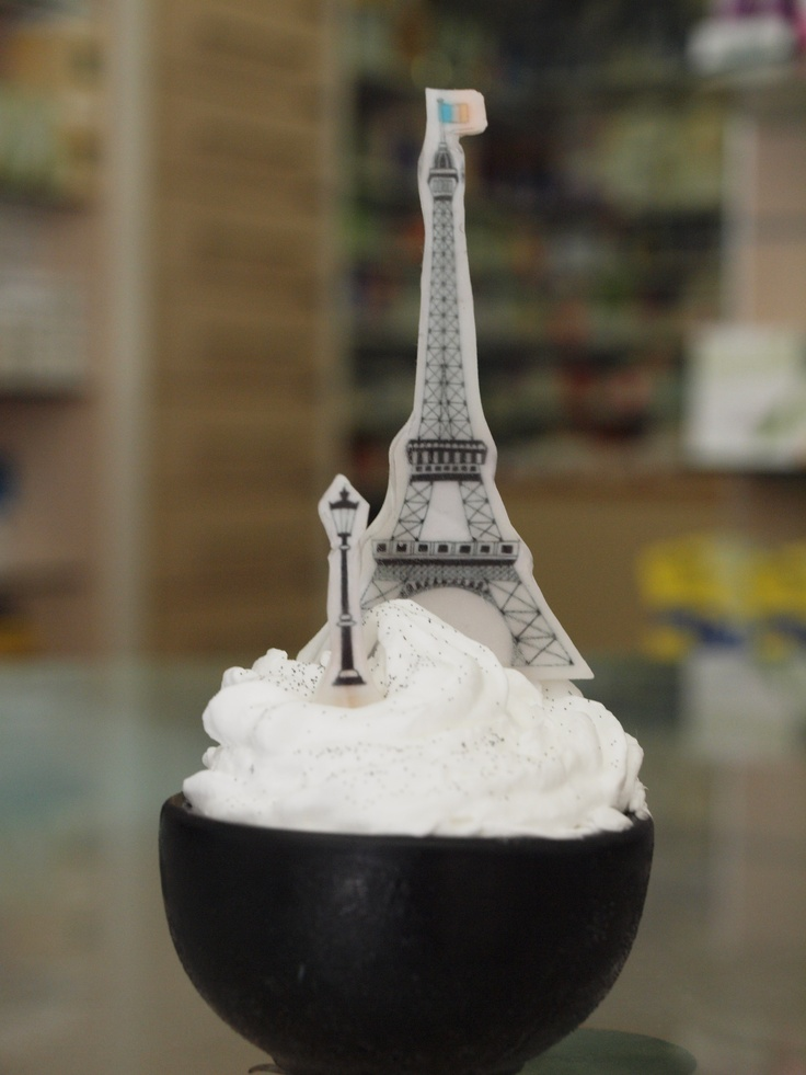 SOAP CITIES-PARIS  TOTALLY MADE OF SOAP