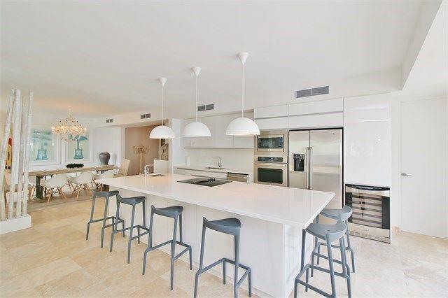 Chic Modern Kitchens Interiors 117 Dorado Beach East Dorado