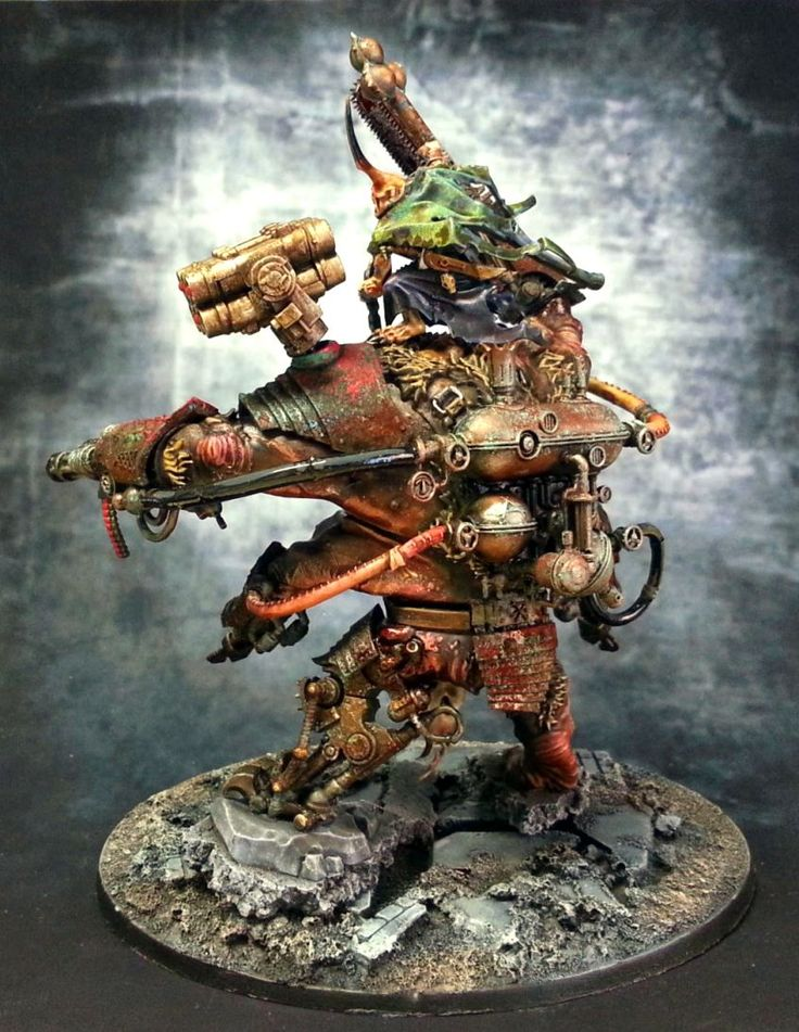 773 best images about Nurgle 40K on Pinterest