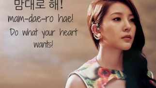 Do What Your Heart Wants (Featuring BoA)