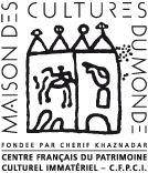 Maison des Cultures du Monde est un centre francaise du patrimoine culturel immateriel situe dans deux villes en France (Paris 75 & Vitre 35)