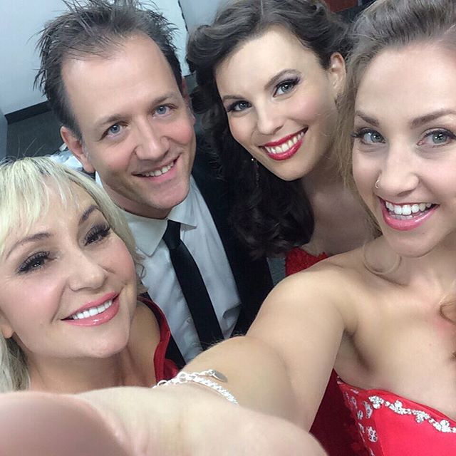 This is a backstage shot from our sold-out concert with a wonderful pianist Attila Fias and ViVA! Looking forward to more shows like that!