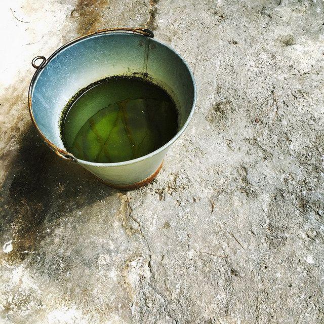 #bucket #water #reflection #metal #iPhone   by Tryfon Tobias Pliatsikouris