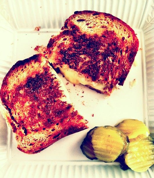 Grilled Cheese Shop The Melt's Smart Box Is the Future of Hot Sandwich Delivery