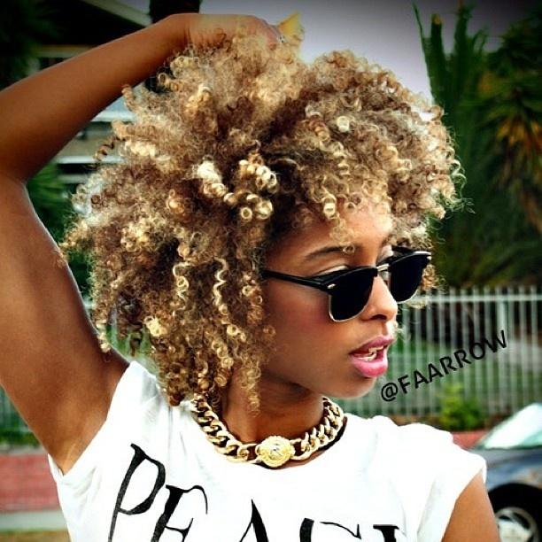 25+ Best Blonde Afro Ideas On Pinterest